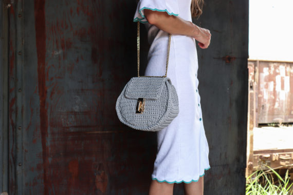 Miss Polyplexi Cosmopolitan Shoulder/Cross-body Bag