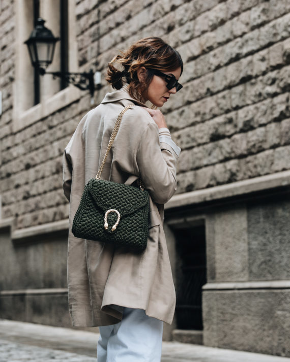 Miss Polyplexi Diana Shoulder Cross-body Bag